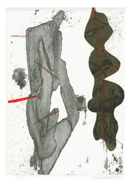 , 'Strangers,' 2015, Carter Burden Gallery