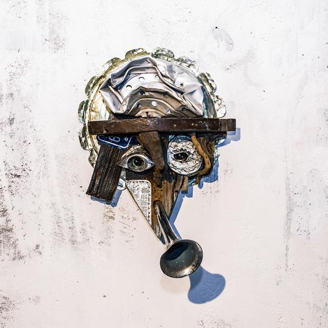 , 'Trumpet Boy,' 2016, Leo Gallery