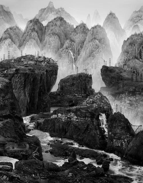, 'The Streams,' 2016, Galerie Paris-Beijing