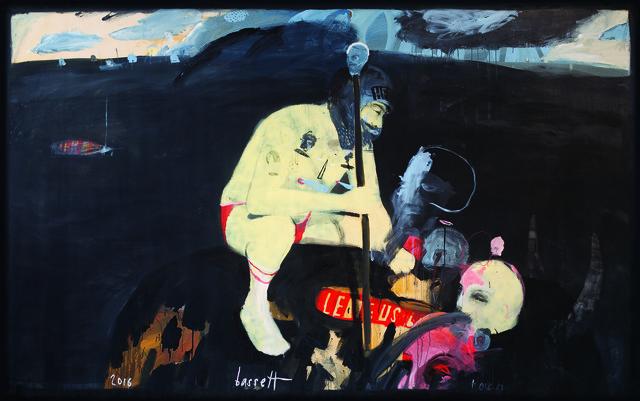 , 'The Great Squall,' 2016, Galerie Kornfeld