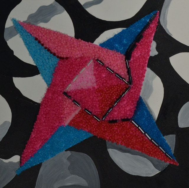 , 'Party Star,' 2016, Ro2 Art