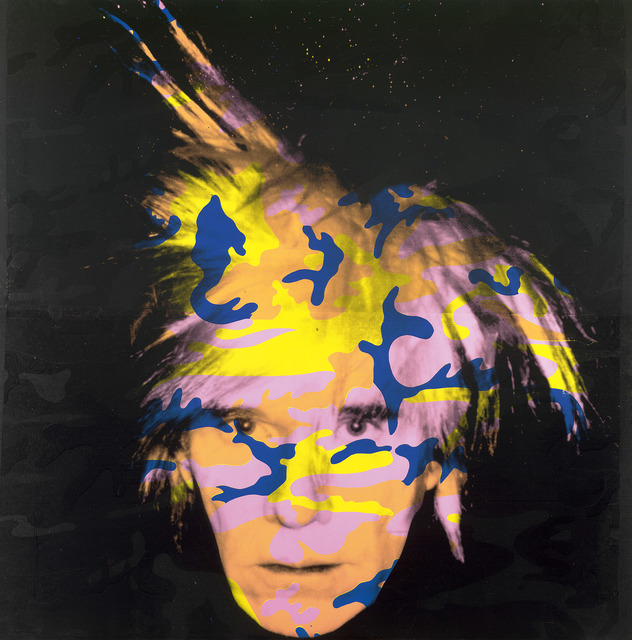, 'Self-Portrait No. 9,' 1986, National Gallery of Victoria