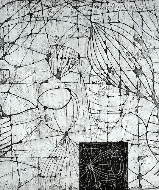 Erik Gonzales, 'Diagram Structure II', 2014, Julie Nester Gallery