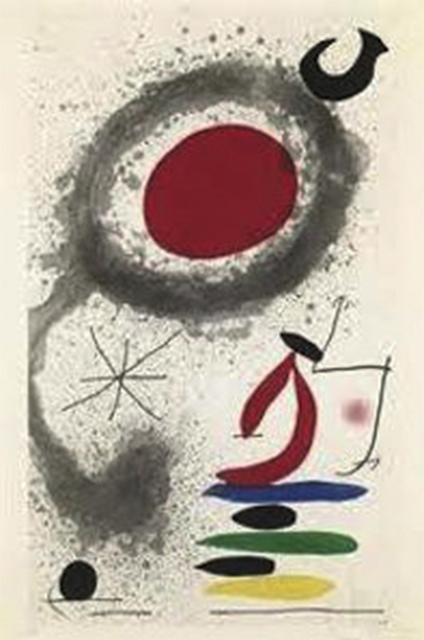 , 'Soleil Ebouillante,' 1968, KM Fine Arts