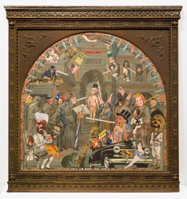 , 'Uncle Sam Wants Your Surplus Fat,' 1920-1960, Kohn Gallery