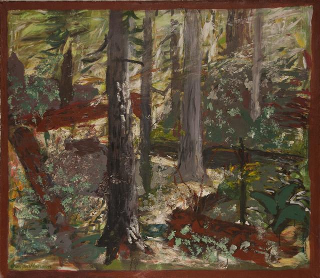 Gaylen Hansen, 'Standing and Fallen Trees', 2019, Linda Hodges Gallery