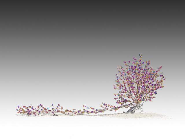 , 'Rebirth-Butterfly   再生-蝴蝶,' 2017, ESTYLE ART GALLERY 藝時代畫廊