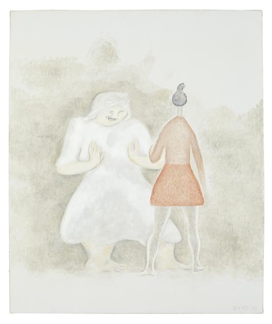 , 'Laughing Woman,' 2010, Fleisher/Ollman