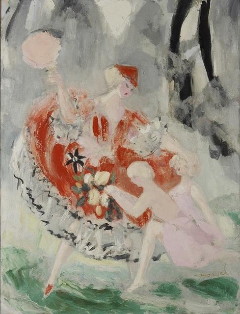 , 'Cendrillon, après le bal,' ca. 1928, Artvera's Art Gallery