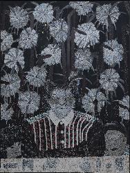, 'Tempête de sable à Benghazi,' 2013, Galerie Anne de Villepoix