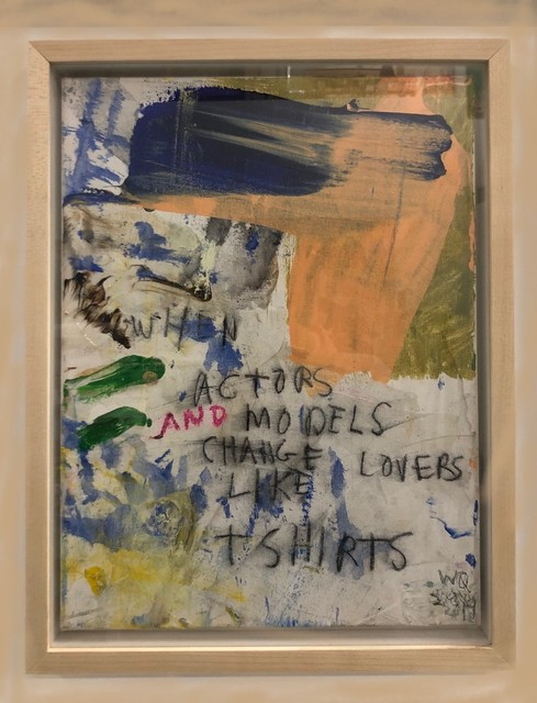 , 'Actors And Models,' 2019, AB Gallery NY