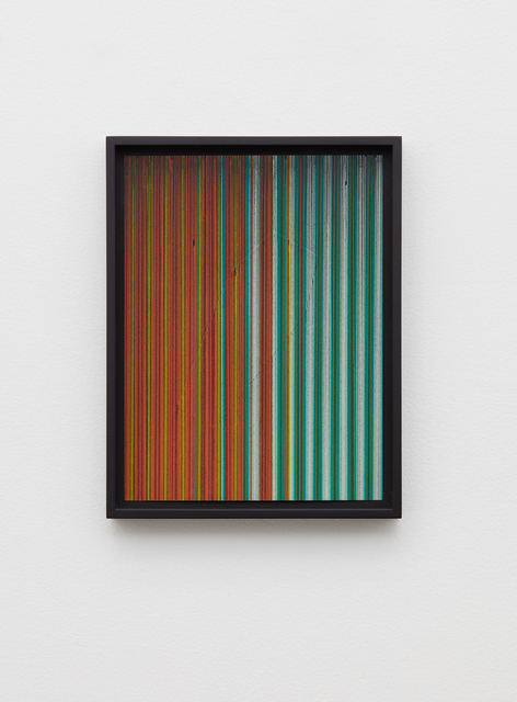, ' 1 O'Clock,' 2018, Klowden Mann