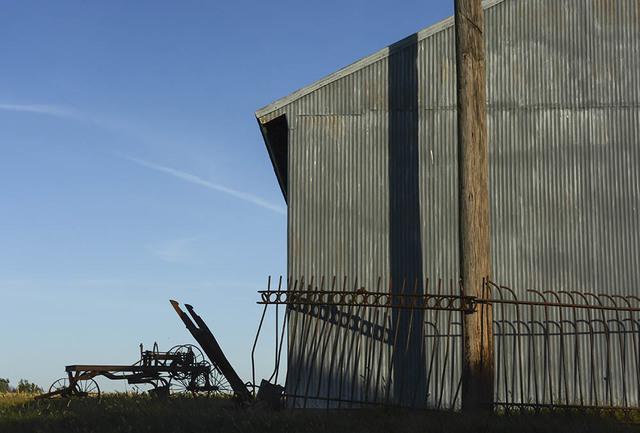 , 'Metal Barn and Pole, Hiawatha, KS,' , Soho Photo Gallery