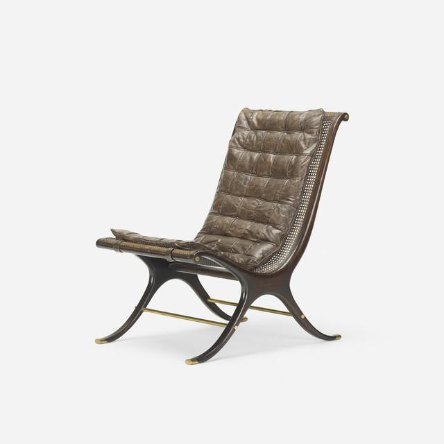 Gerald Jerome, 'lounge chair', 1968, Rago/Wright
