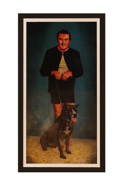 , 'Canis Pugnax - 3,' 2014, Christinger De Mayo