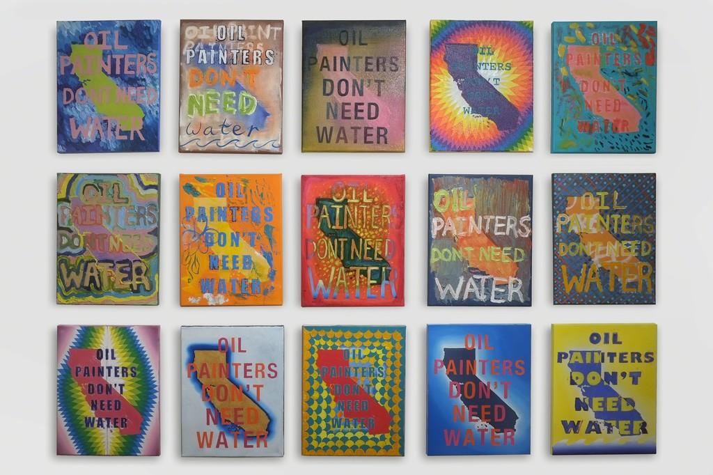 Christine Wang, California Paintings