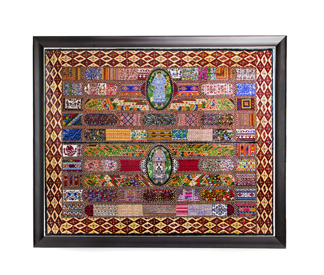 , 'Dechado de Textiles Mexicanos,' 2017, Cactus Fine Art