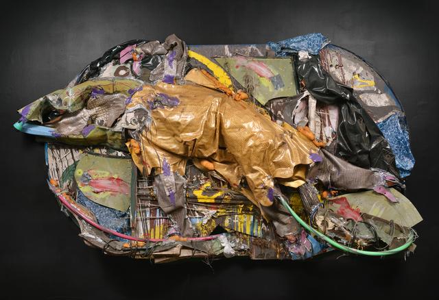 , 'The Croco Snake,' 2015-2016, Galerie C.O.A