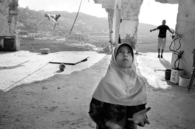 Rania Matar, 'Juggling, Aita El Chaab Lebanon. ', 2006, Robert Klein Gallery
