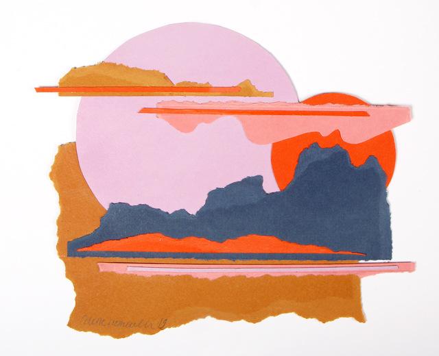 , 'Lilac Moon,' 2019, Rademakers Gallery