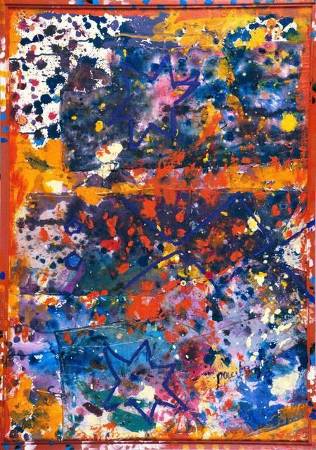 Pacita Abad, 'Crazy About You', 1996, Pacita Abad Art Estate