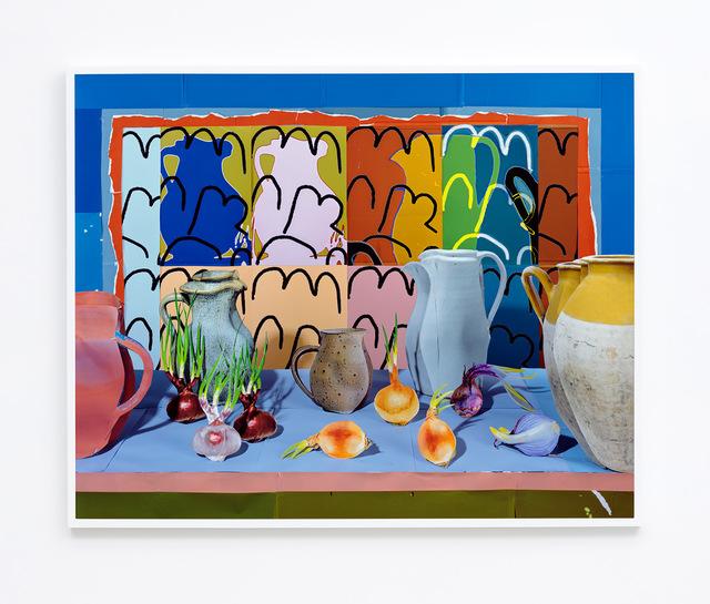 , 'Summer Onions,' 2016, M+B