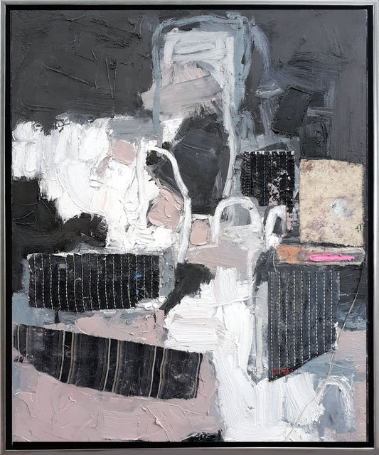 , 'Untitled Black,' 2019, THE WHITE ROOM GALLERY