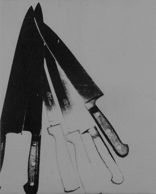 , 'Knives,' , CARDI GALLERY