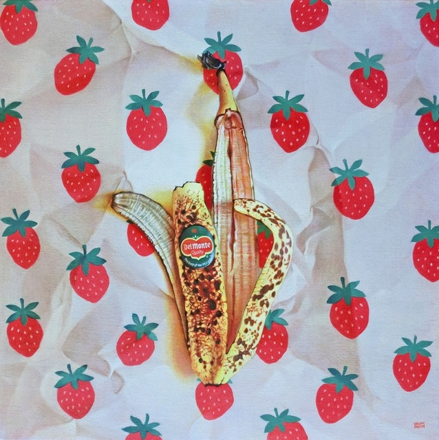 , 'Strawberry banana,' 2017, SEIZAN Gallery