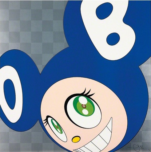 Takashi Murakami, 'And Then And Then And Then And Then And Then (Blue)', 1999, Dope! Gallery