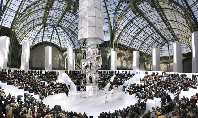 , 'CHANEL, THE TOWER, Haute Couture Spring/Summer 2006, Paris—Grand Palais,' 2006, Rosenbaum Contemporary
