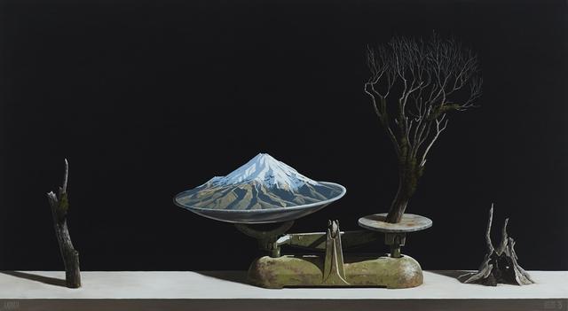 , 'Kaimata,' 2015, Gow Langsford Gallery