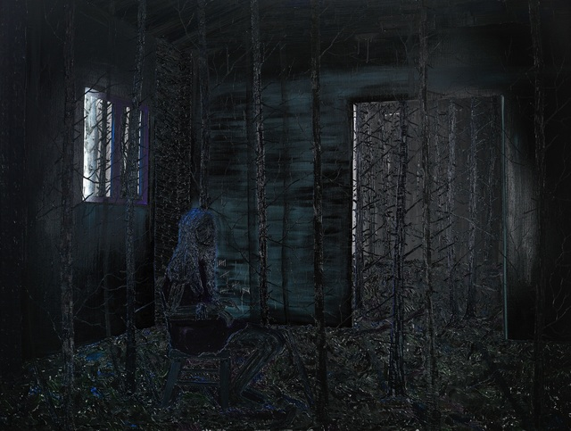 , 'Darkness,' 2018, Benoni
