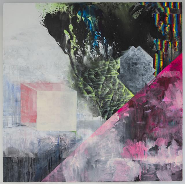 , 'Seaside ,' 2018, Ground Floor Gallery