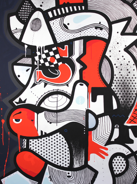 , 'Just Because,' 2014, Fabien Castanier Gallery