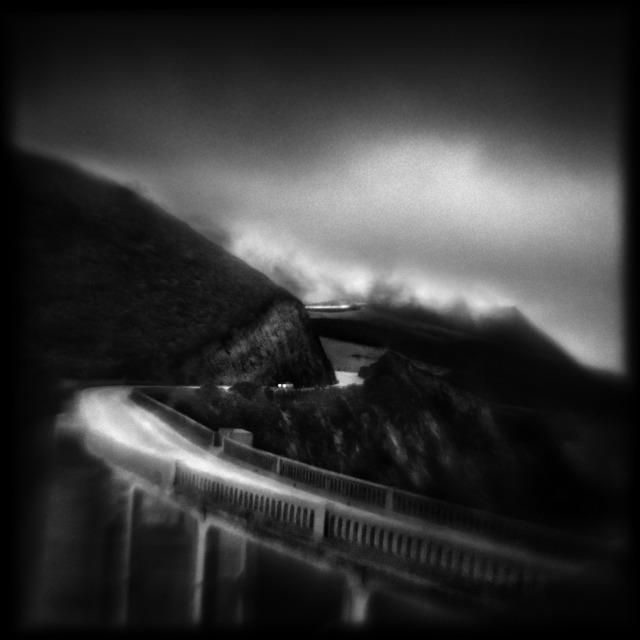 Susan Burnstine, 'Bixby Bridge, 6:36AM, from 'Absence of Being'', n.d., Etherton Gallery