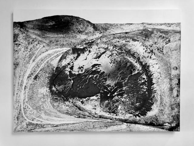 , 'The New Landscapes V,' 2018, River