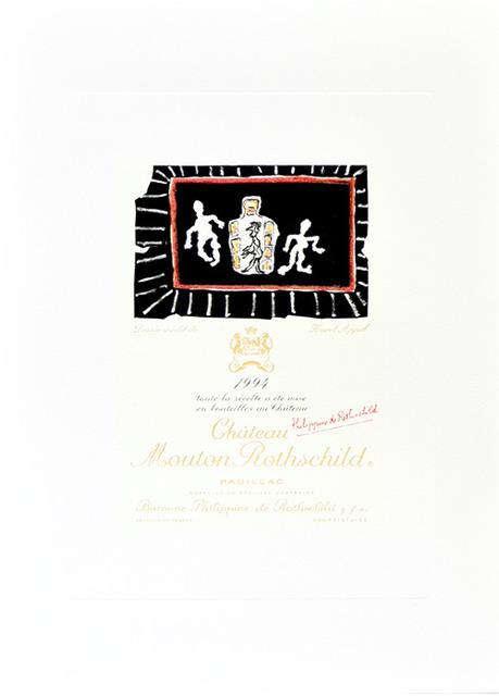 Karel Appel, 'Savage Expressionist ', 1994, Fairhead Fine Art Limited