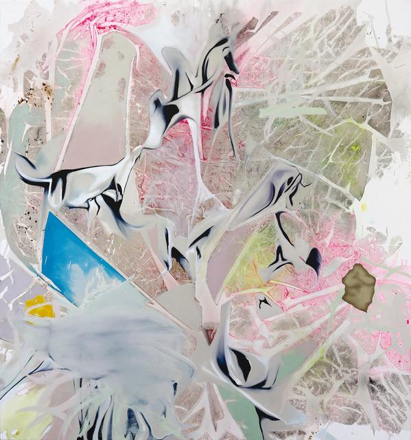 , 'Untitled (auf der Wechte),' 2016, Kadel Willborn