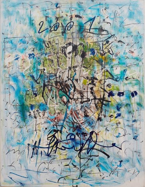 , 'Untitled,' 2001, Galerie Ernst Hilger
