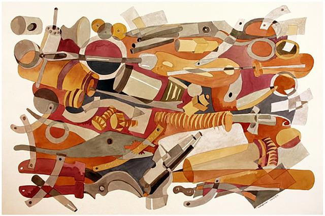 Vera Ferro, 'Ferramentas 5   |   Tools 5', 2005, Galeria Canoa