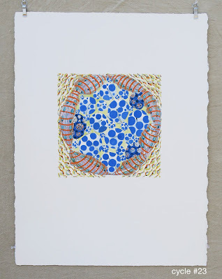 , 'Cycle #23,' 2017, 530 Burns Gallery
