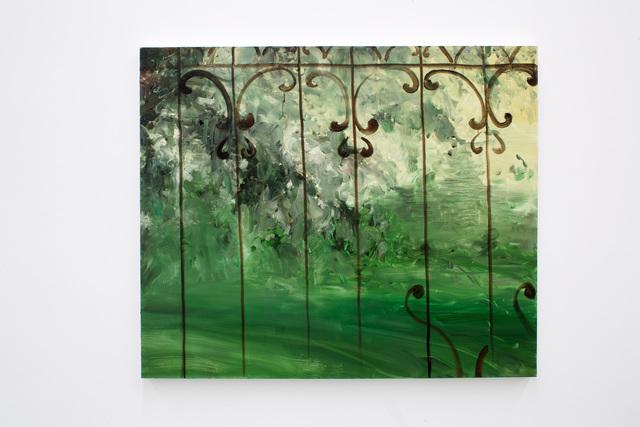 Rudy Cremonini, 'l'invito', 2016, Painting, Oil on linen, Galleria Doris Ghetta