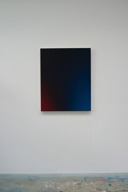 , 'Fade XXII (Dark Red Blue),' 2014, Vigo Gallery
