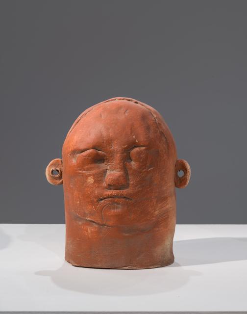 , 'Head #5,' 2016, Eutectic Gallery