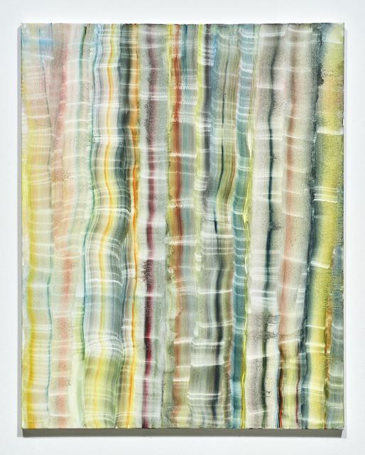 , 'Yellow Stripes,' 2017, Jessica Silverman Gallery