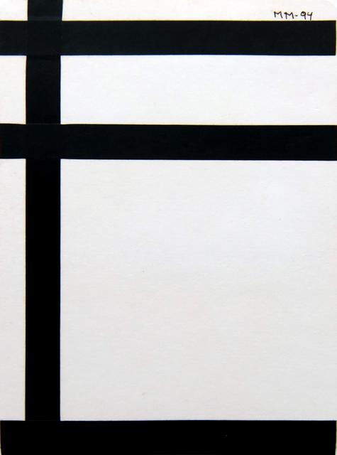 , 'Mondrian's Variations (Series),' 1994, Christinger De Mayo
