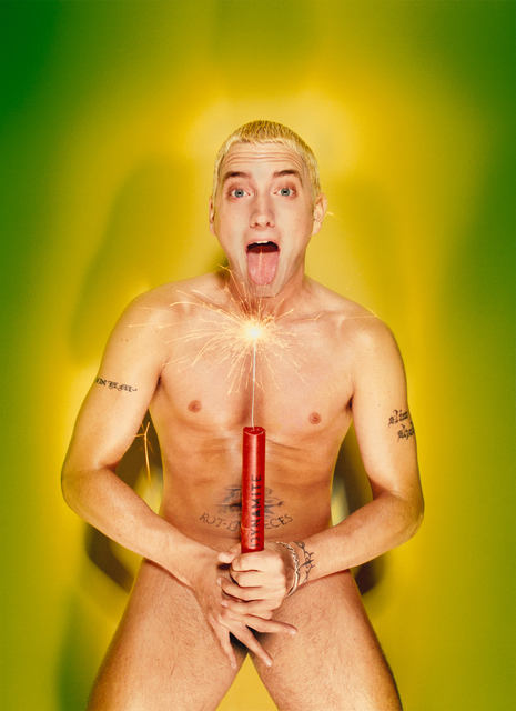 , 'Eminem: About to Blow,' 1999, Staley-Wise Gallery