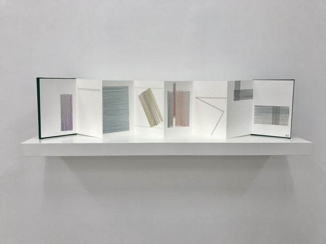 , 'Untitled Book,' 2018, Mindy Solomon Gallery
