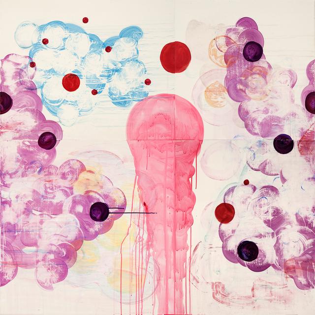 , 'Pink Head in the Cumulus (Transformer Series),' 2017, Cole Pratt Gallery